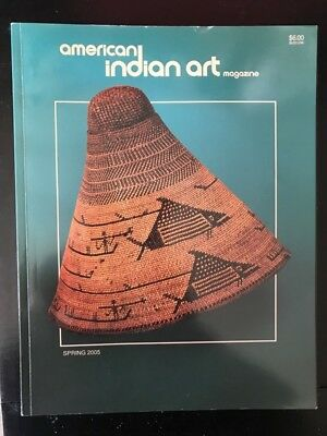 American Indian Art Magazine 2005, Spring—NATIVE NORTH AMERICAN LIVERPOOL MUSEUM