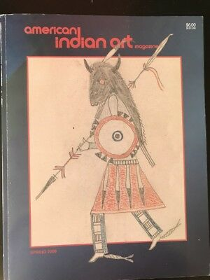 American Indian Art Magazine 2006, Spring– STORYTELLING JEWELRY, COILED BASKETS