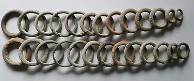 *Prados* Lot of 25 Celtic Bronze Precoin.