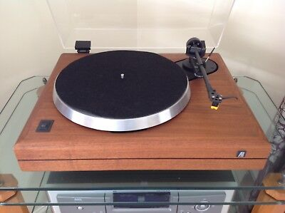 ACOUSTIC RESEARCH AR Turntable Linn Basik LV-X arm