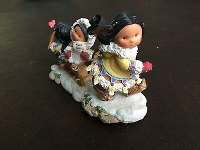 """Friends of the Feather """"Miles Of Smiles"""" # 876372 Enesco"""
