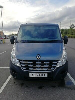 Renault master disability vehicle 2012 low mileage full service history