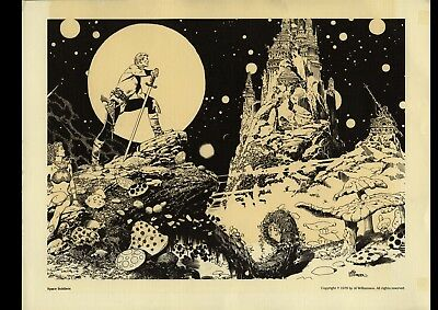 Space Soldiers - Limited Edition Print – Al Williamson 1978