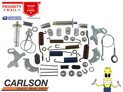 Complete Rear Brake Drum Hardware Kit Mercury Villager 1993-2002 All Models