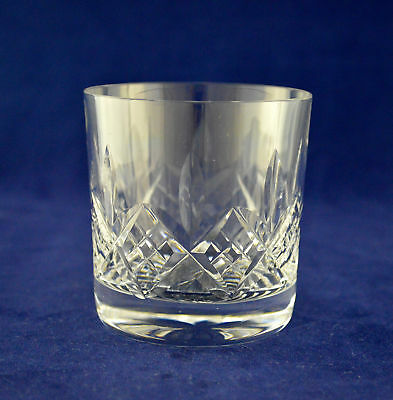 "Stuart Crystal ""GLENGARRY"" Whiskey Glass / Tumbler – 7.5cms (3″) Tall"