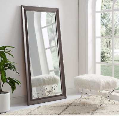FULL LENGTH MIRROR Large Wall Floor Living Room Bedroom Dressing ...