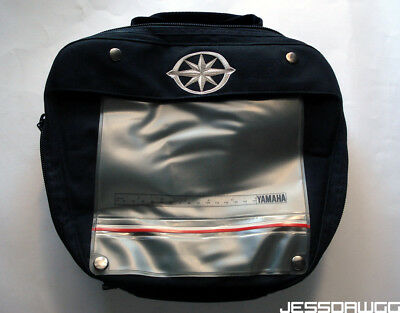used Yamaha magnetic tank bag storage Maps not sure for Motorcycle or Snowmobile