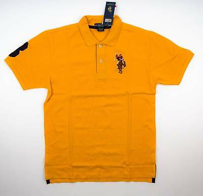 U.S. Polo Assn. Boys Pique Polo Shirt