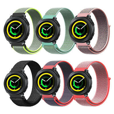 For Samsung Galaxy Watch 42mm / Gear Sport / Gear S2 Classic Bands Sport Loop