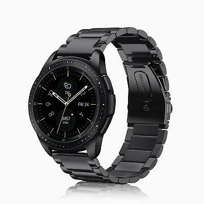 Vigoss Metal Bracelet Compatible With Galaxy Watch 42mm Bands Rose