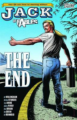 Jack Of Fables TP VOL 09 The End (Mr) DC COMICS