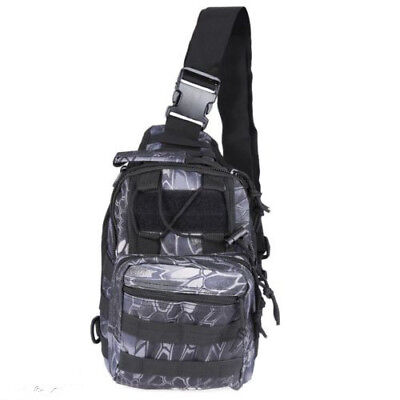 Camping Travel Hiking Trekking Bag Outdoor Shoulder Military Tactical Backpack