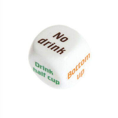 Drinking Decider Die Games Bar Party Pub Dice Fun Funny Toy Game Xmas Gift Hot