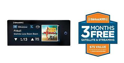 SiriusXM SXVCT1 Satellite Radio Tuner Add On To Any Stock OEM Radio Touchscreen