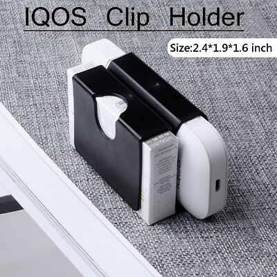 Portable Storage Case Protective Cover Clip Mental Clip Holder FOR IQOS 2.4 Plus