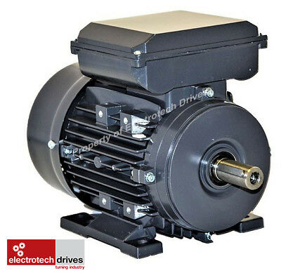 0.37kw Electric Motor 2800rpm 2 pole 240V Single Phase 1/2HP Electric Motor