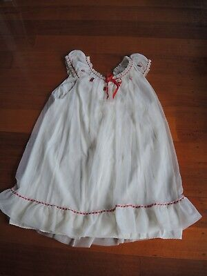 Vintage Baby Doll style nightie from 1970's