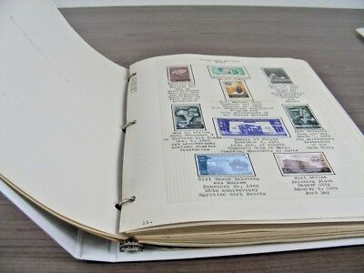 UAR, EGYPT, Excellent Mint Stamp Collection mounted on homemade pages