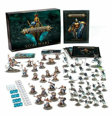Games Workshop Warhammer Age of Sigmar: Soul Wars Grundbox DEUTSCH OVP