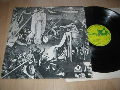 Vinyl LP: Deep Purple, Same, Harvest