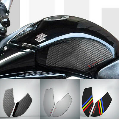 3D Reflective Motorcycle Fuel Tank Pad Protector Sticker Decal For Suzuki GW250