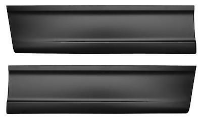 Front Outer Lower Door Skin fits 01-03 Ford F150 F250LD Super Crew Cab  PAIR