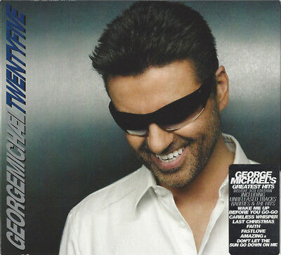 George Michael - Twenty Five (Deluxe Edition) (2006) 3CD Greatest Hits Album