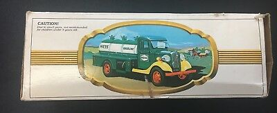 "Hess ""The First Hess"" Truck Produced In 1982-1983  FAST FREE SHIPPING"