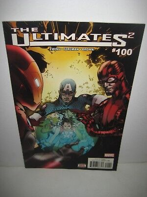 Ultimates 2 #100 (2017) 1St Printing Bagged & Boarded Marvel