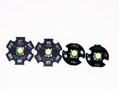 Led chip CREE XML T6 U2 LED 10 W 1100Lm 20mm 16mm