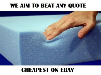 High Density Foam Upholstery Cushions (SOFA, CHAIR, BENCH, SEAT, REPLACEMENTS)