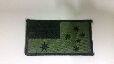 Royal Australian camo flag patch ran dpnu uniform New genuine
