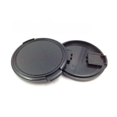 62mm Snap On Front Lens Cap for camera  Canon Nikon Sony Olympus Lumix Pentax