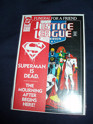 Justice League America #70 (Jan 1993, DC)