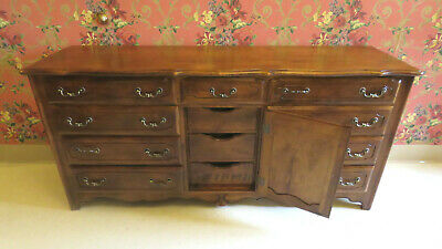 Ethan Allen Country French 12 Drawer Triple Dresser 26 5303  Made in USA