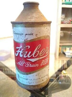 Huber cone top beer can Non-IRTP