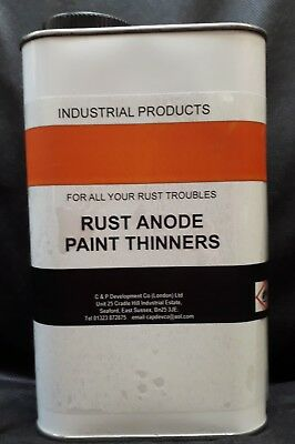 Rust-Anode Paint Thinners 1ltr