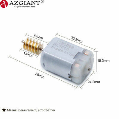 Car Central door Lock Motor For Ford Mondeo Mazda M3 Land Rover VOLVO S40 S80