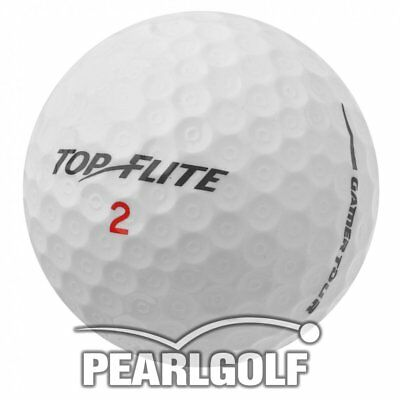 25 Top Flite Gamer Tour Golfbälle - Aaa - Lakeballs In Top Qualität
