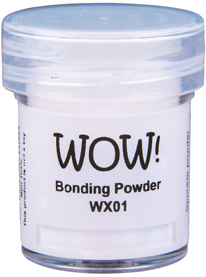 PowderArts WOW Embossing Powder BONDING POWDER 15ml WX01