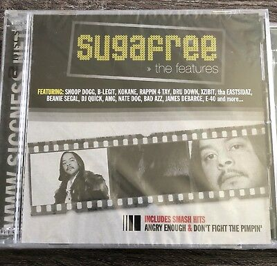 SUGA FREE: THE New Testament: The Truth Album Sampler PROMO