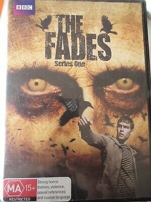 THE FADES - Series 1 2 x DVD BBC AS NEW! Complete First Season One