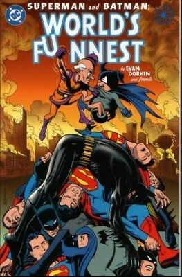 Superman and Batman World's Funnest (2000) #   1 (9.2-NM)