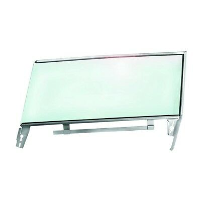 62 - 64 Impala Door Window Glass Assembly - Clear / Left / Driver Side