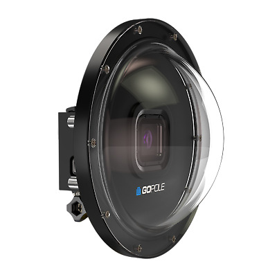 GoPro Dome - GoPole Over Under Dome for GoPro HERO6/HERO5