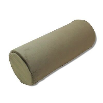"""16"""" Bolster Roll Round US Made CertiPUR Memory Foam Pillow, M A51US"""