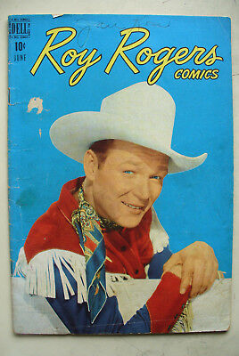 Roy Rogers #6 ...My opinion only VG+