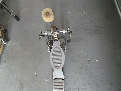 Vintage Fußmaschine, Sonor, 80er Jahre, Phonic Performer MADE IN GERMANY