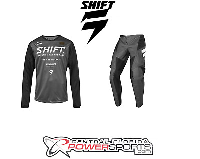New 2019 Shift YOUTH WHIT3 Muse Jersey & Pant Combo