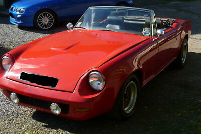 Jensen Healey, Classic British sports car, 83k miles, MOT and tax exempt
